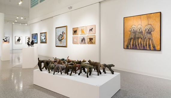 A zoo in there: Animal-themed works on display in Lake Worth By Phillip Valys, SouthFlorida.com